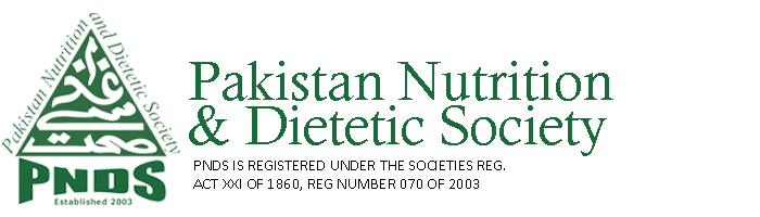 Pakistan Nutrition and Dietetic Society